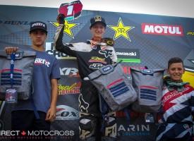 KTM East Supermini Nationals Podium