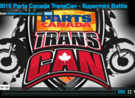 Parts Canada TransCan – Supermini Moto 2 Battle