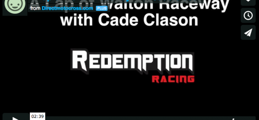 A Lap of Walton Raceway with Cade Clason