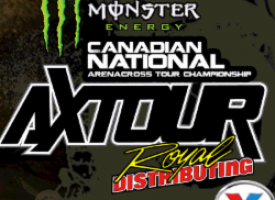 Parts Canada Signs On with Canadian National AX Tour
