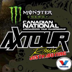 AX Tour Logo
