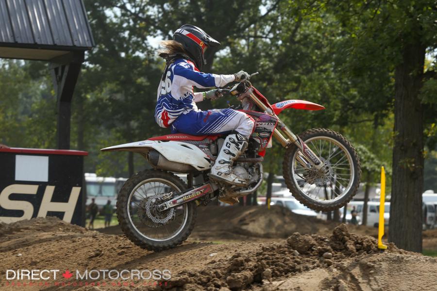 #196 Kyle McManus: 250 Pro/Am 17th, 450 Pro/Am 19th.
