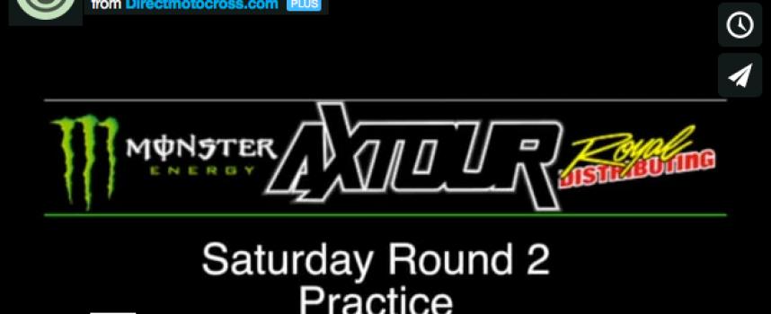 Canada AX Tour – Round 2 Practice Video