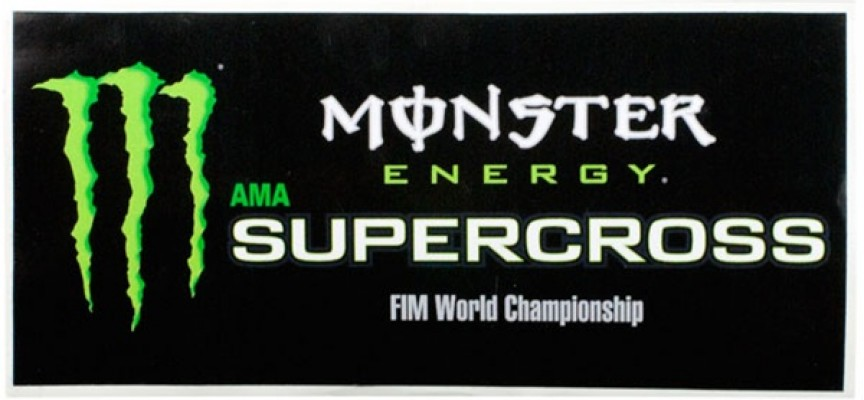 2017 Monster Energy AMA Supercross Schedule Announced