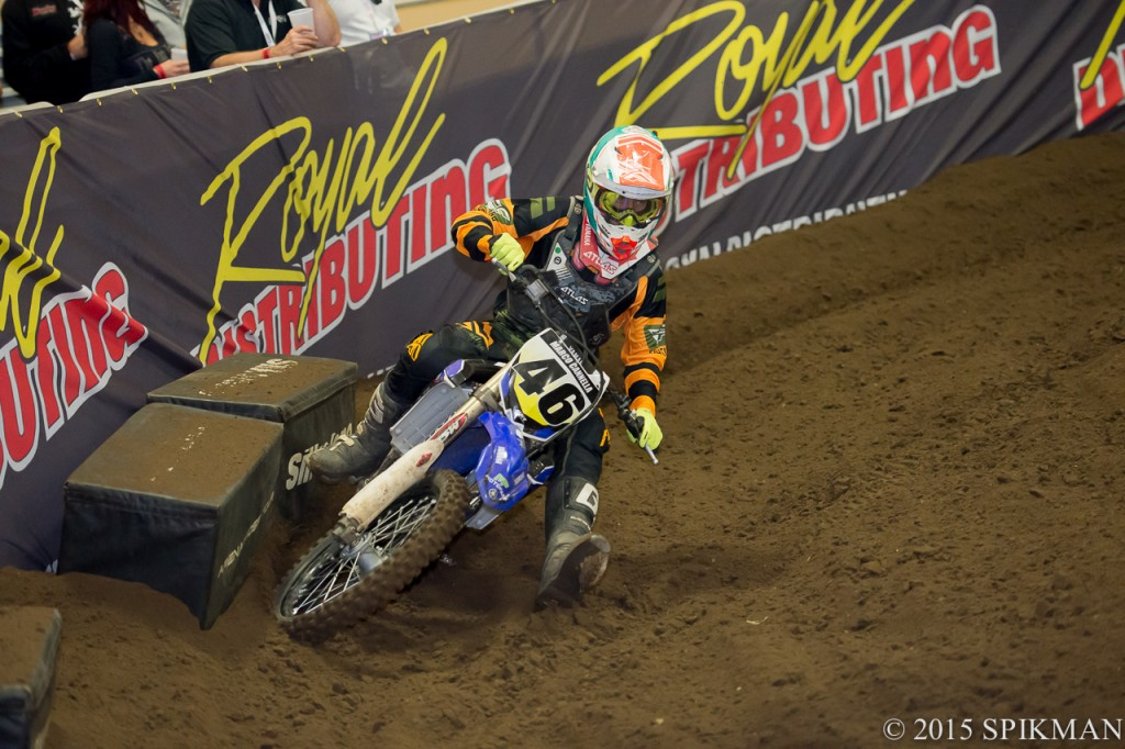 And #46 Marco Cannella was the top Intermediate.
