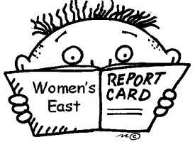 Women's East – Report Card
