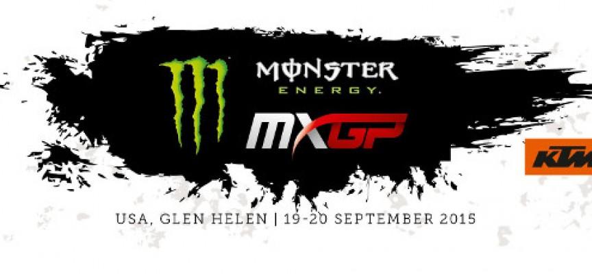 MXGP of USA at Glen Helen Highlight Video