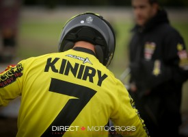Bobby Kiniry Injury Update
