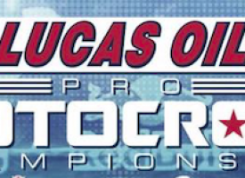 2016 Lucas Oil Pro Motocross Schedule