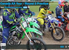 Canada AX Tour Round 3 Practice Video