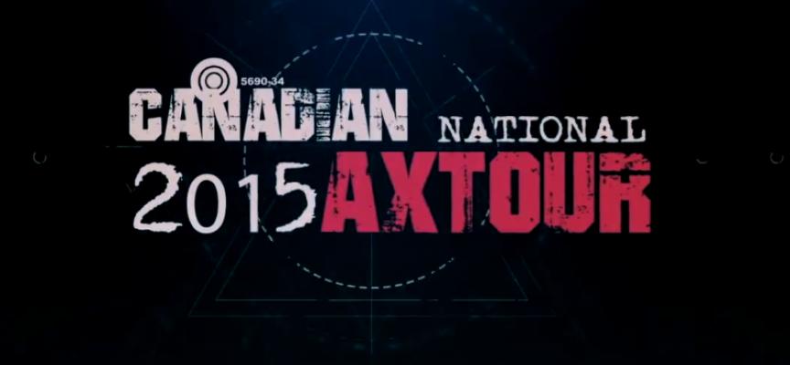 Video: Canada AX Tour – Sarnia Highlights