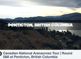 Canadian National Arenacross Tour | Round 5&6 at Penticton, British Columbia
