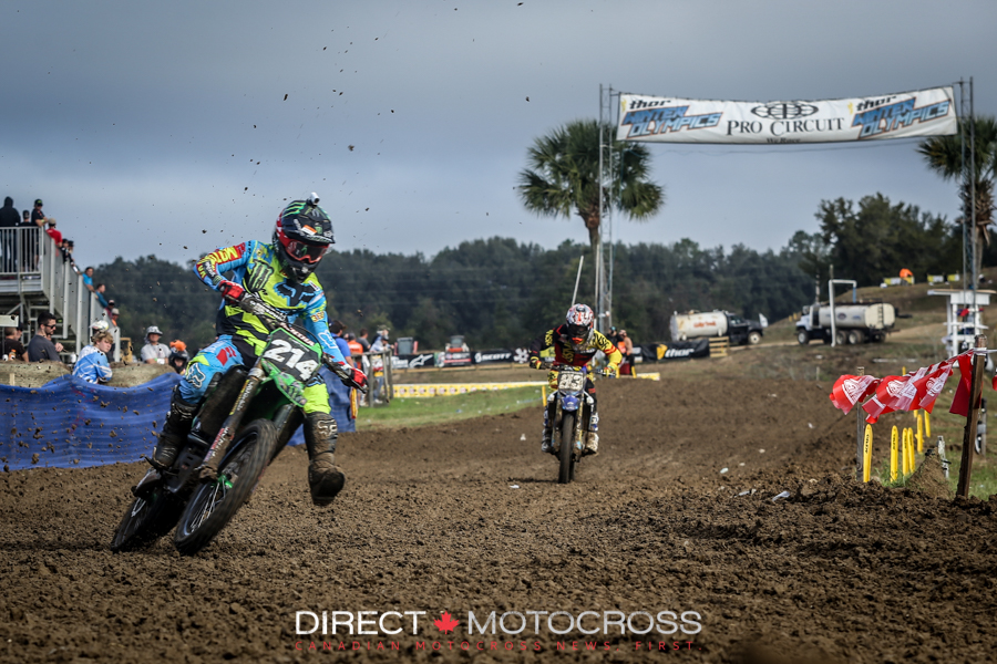 #214 Austin Forkner had 3 firsts and a second in the top classes.