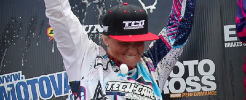 $2 Tuesday: Heather Bennett Grabs 3rd at Gopher Dunes in 2013