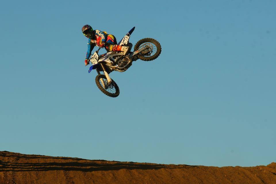 Michael Fowler Jump