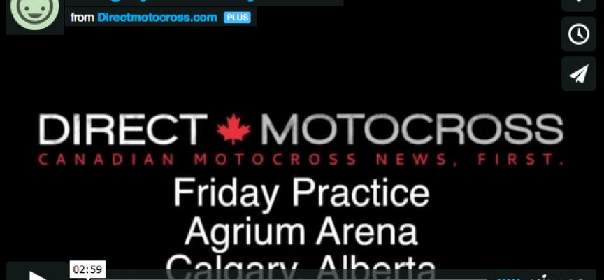 Canada AX Tour – Calgary Pro Practice Video