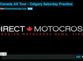 Canada AX Tour – Calgary Round 8 Pro Practice