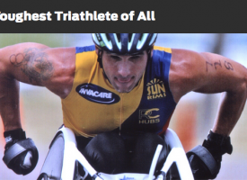 Triathlon Story Featuring Carlos Moleda and David Bailey