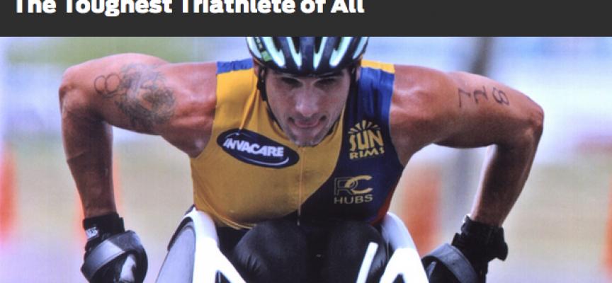 Triathlon Story Featuring Carlos Moleda and David Bailey