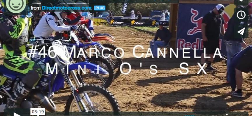 #46 Marco Cannella – Mini O's SX