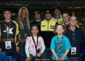 Motocrosser Making a Difference | Ryan Langille Gives…and Gives