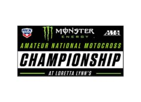 Regional Championship Schedule Announced For The 2020 Monster Energy AMA Amateur National Motocross Championship